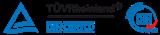 TOUCHGUARD PLUS ist geprüft nach TÜV Rheinland DIN CERTCO: Barrierefreie Planung  Bauten und Produkte (2015-07) Registrierungsnummer: P1B093