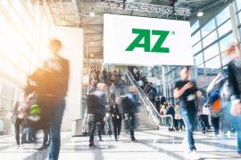 AZ® auf der Weltleitmesse BAU 2019