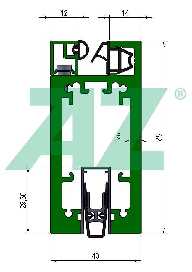 RR716b47-TB40 mit Bodendichtung