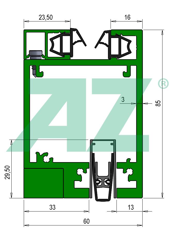 RR716b47-TB60 mit Bodendichtung